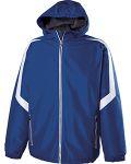 Alpha Broder 229059 Adult Polyester Full Zip Charger Jacket