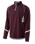 Alpha Broder 229124 Adult Polyester 1/4 Zip Tenacity Pullover
