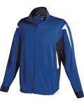 Alpha Broder 229131 Adult Polyester Full Zip Dedication Jacket