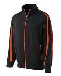 Alpha Broder 229142 Adult Polyester Full Zip Determination Jacket