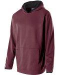 Alpha Broder 229175 Adult Polyester Fleece Artillery Hoodie