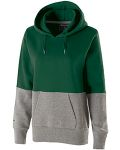 Alpha Broder 229378 Ladie's Cotton/Poly Ration Hoodie