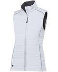 Alpha Broder 229715 Ladie's Dry-Excel™ Bonded Polyester Deviate Vest