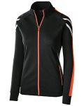 Alpha Broder 229768 Ladie's Temp-Sof Performance Fleece Flux Warm-Up Jacket