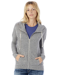 Alpha Broder 2896E1 Ladie's Cool Down Eco-Jersey™ Zip Hoodie