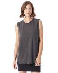 Alpha Broder 2898J1 Inside Out Garment Dye Slub Sleeveless T-Shirt