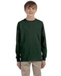 Alpha Broder 29BL Youth 5.6 Oz. Dri-Power® Active Long-Sleeve T-Shirt