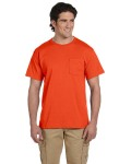 Alpha Broder 29P Adult 5.6 Oz. Dri-Power® Active Pocket T-Shirt