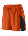 Alpha Broder 335 Adult Wicking Poly/Span Short With Inserts