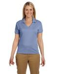 Alpha Broder 337W Ladies' 5.6 oz., 50/50 Jersey Polo with SpotShield™