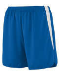 Alpha Broder 346 Youth Wicking Polyester Short