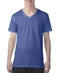 Alpha Broder 352 3.2 Oz. Featherweight Short-Sleeve V-Neck T-Shirt