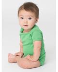 Alpha Broder 4001 Baby Rib Short-Sleeve One-Piece