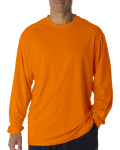 Alpha Broder 4104 Adult B-Core Long-Sleeve Performance T-Shirt