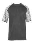 Alpha Broder 4151 Adult Blend Colorblock Short-Sleeve T-Shirt