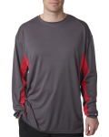 Alpha Broder 4157 Adult Drive Long-Sleeve Performance Tee