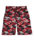 "Alpha Broder 4188 Adult 10"" Camo Sublimated Print Shorts"