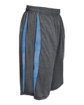 "Alpha Broder 4310 Adult Fusion 10"" Shorts"