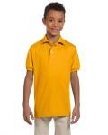 Alpha Broder 437Y Youth 5.6 Oz. Spotshield™ Jersey Polo