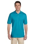 Alpha Broder 437 Adult 5.6 Oz. Spotshield™ Jersey Polo