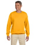 Alpha Broder 4662 Adult 9.5 Oz. Super Sweats® Nublend® Fleece Crew