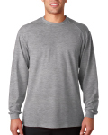 Alpha Broder 4804 Adult B-Tech Long-Sleeve T-Shirt