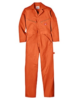 Alpha Broder 48700 8.75 Oz. Deluxe Coverall - Cotton