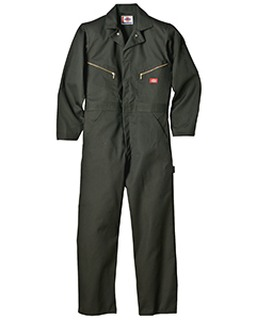 Alpha Broder 48799 7.5 Oz. Deluxe Coverall - Blended
