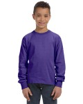 Alpha Broder 4930B Youth 5 Oz. Hd Cotton™ Long-Sleeve T-Shirt