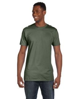 Alpha Broder 4980 4.5 Oz., 100% Ringspun Cotton Nano-T® T-Shirt