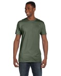 Alpha Broder 4980 4.5 Oz., 100% Ringspun Cotton Nano-T® T-Shirt