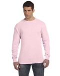 Alpha Broder 498L 4.5 Oz., 100% Ringspun Cotton Nano-T® Long-Sleeve T-Shirt