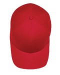 Broder Bros. 5001 6-Panel Structured Mid-Profile Cap
