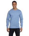 Alpha Broder 5286 5.2 Oz. Comfortsoft® Cotton Long-Sleeve T-Shirt