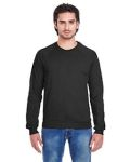 Alpha Broder 5454W Unisex California Fleece Raglan
