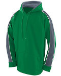 Alpha Broder 5524 Youth Wicking Polyester Fleece Hoody