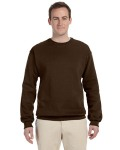 Broder Bros. 562 8 oz. NuBlend® 50/50 Fleece Crew