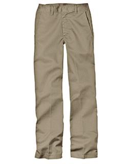 Alpha Broder 56362 7.75 Oz. Boy's Flat Front Pant