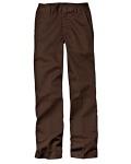 Alpha Broder 56562 7.75 Oz. Boy's Flat Front Pant