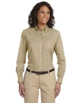 Alpha Broder 59800 Ladie's Long-Sleeve Wrinkle-Resistant Oxford
