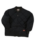 Broder Bros. 61242T 61242T-Diamond Quilted Nylon Jacket