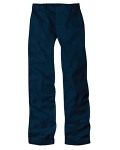 Broder Bros. 63505 63505-7 oz. Girls' Flat Front Straight Leg Pant