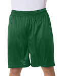 "Alpha Broder 7209 Adult Mesh/Tricot 9"" Shorts"