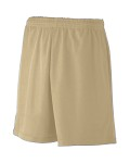 Alpha Broder 734 Youth Mini Mesh League Short