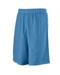 Alpha Broder 739 Youth Longer Length Mini Mesh League Short