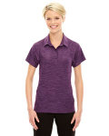 Alpha Broder 78668 Ladie's Barcode Performance Stretch Polo