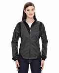 Alpha Broder 78686 Ladie's Commute Three-Layer Light Bonded Two-Tone Soft Shell Jacket With Heat Reflect Technology