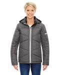 Alpha Broder 78698 Ladie's Avant Tech Melange Insulated Jacket With Heat Reflect Technology