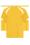 Alpha Broder 7932 Adult Competitor Henley Tee