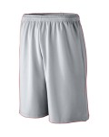 Alpha Broder 802 Long Length Wicking Mesh Athletic Short